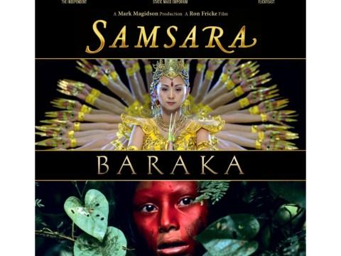 Baraka/Samsara's dual boxset is the perfect demo for your HDTV