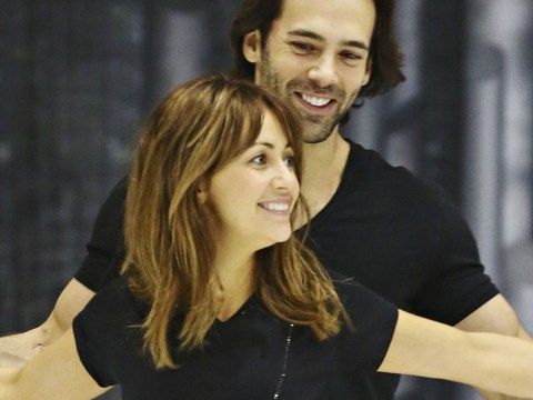 Dancing On Ice lovers Samia Ghadie and Sylvain Longchambon finally admit they are a couple: It's definitely love