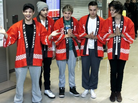 One Direction add learning Japanese to their workload after awkward press conference