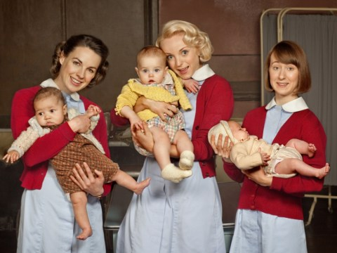 Call The Midwife was an hour of poverty porn and dated sexism
