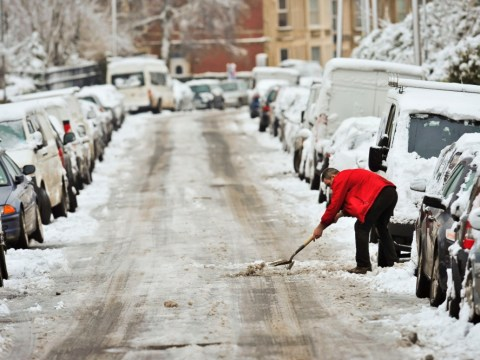 Snow and ice to blanket UK for the next week