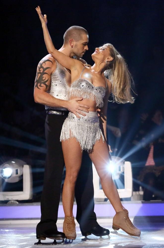 Dancing On Ice fans brand show a 'fix' after judges save Matt Lapinskas despite skate-off stumble