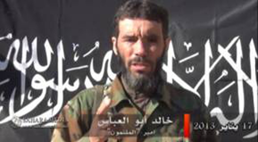 Algeria militants 'worked with hostages' at terror plant