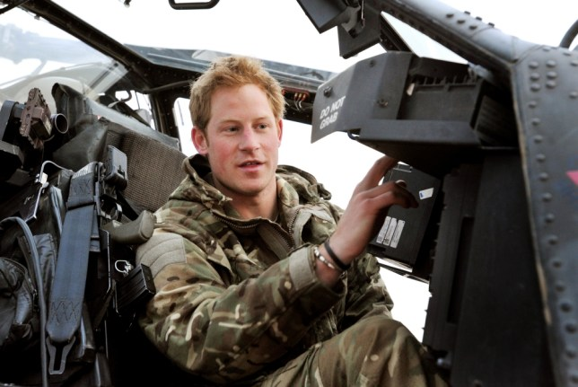 Prince Harry 'saved gay soldier from homophobic attack'