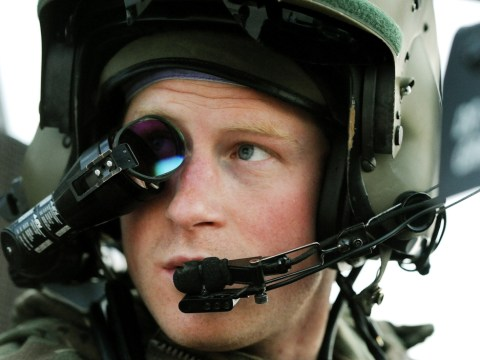 Is Prince Harry really a killer?