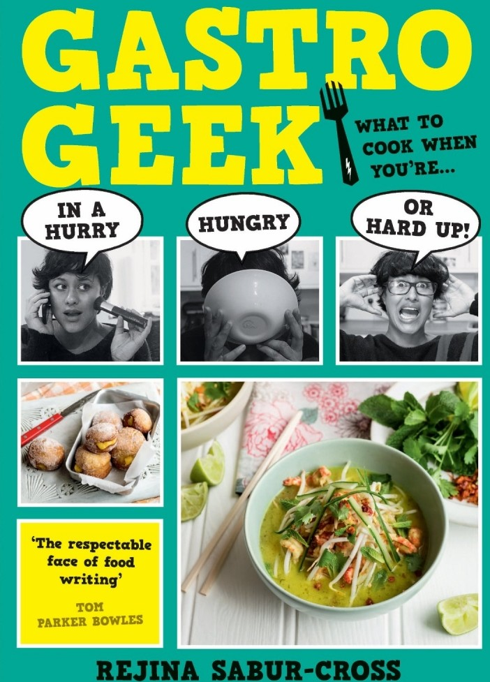 Gastro Geek offers a twist on the traditional with its offbeat recipes