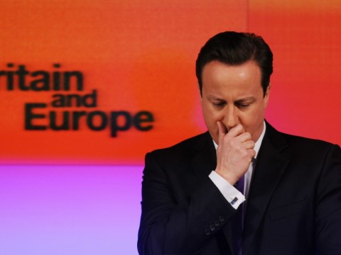 David Cameron given major boost as MP pledges to introduce EU referendum bill