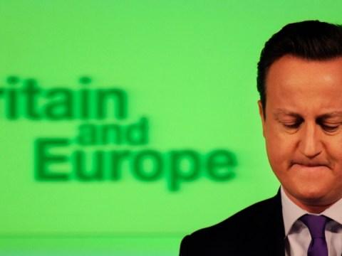David Cameron's EU referendum pledge sparks anger at home and concern abroad