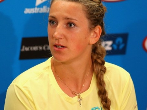 Victoria Azarenka accused of gamesmanship after taking time out to beat Sloane Stevens at Australian Open