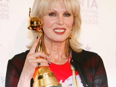 Joanna Lumley swears off anyone trying to take on her Absolutely Fabulous character Patsy