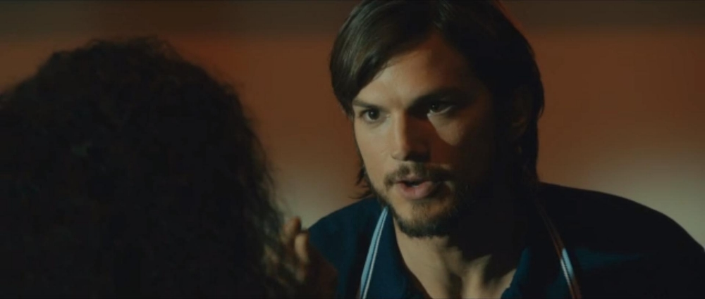 First clip of Steve Jobs biopic sees Ashton Kutcher transformed into the Apple founder