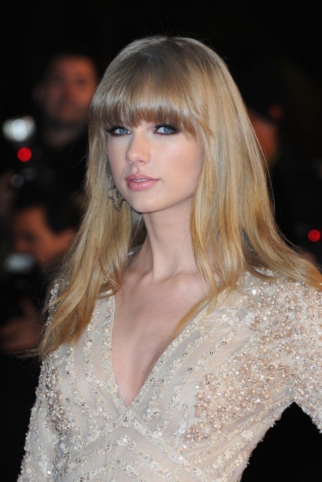 Taylor Swift trades in one red-headed Brit for another: Singer forgets about Ed Sheeran as she eyes Prince Harry