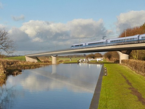 HS2 high-speed rail links to north of England revealed