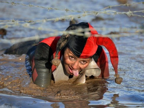 Trial by fire, ice and mud in Tough Guy Challenge