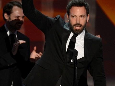 Ben Affleck bizarrely claims he wants to be Brad Pitt during Screen Actors Guild Awards speech