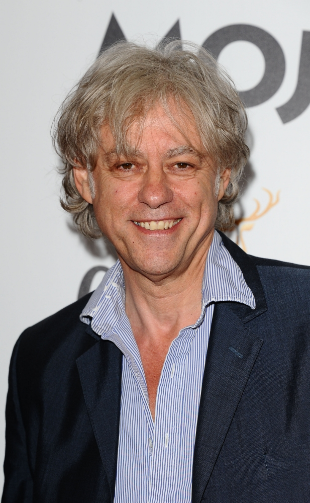 Sir Bob Geldof on low carb diet to look like a 'sexy beast'
