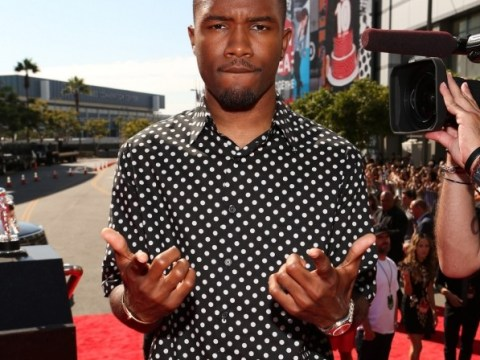 Frank Ocean won't press charges against Chris Brown to keep own 'sanity'