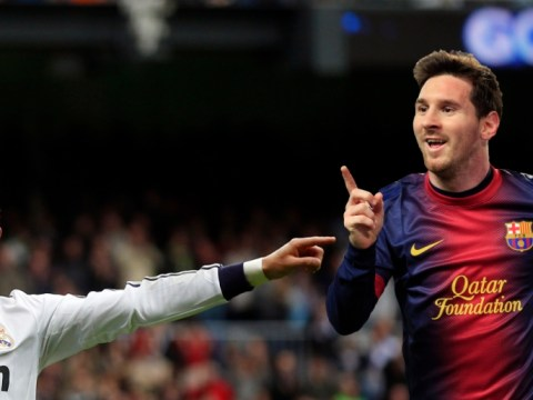 Sharp shooters: Lionel Messi and Cristiano Ronaldo better then ever ahead of 2013's first El Clasico