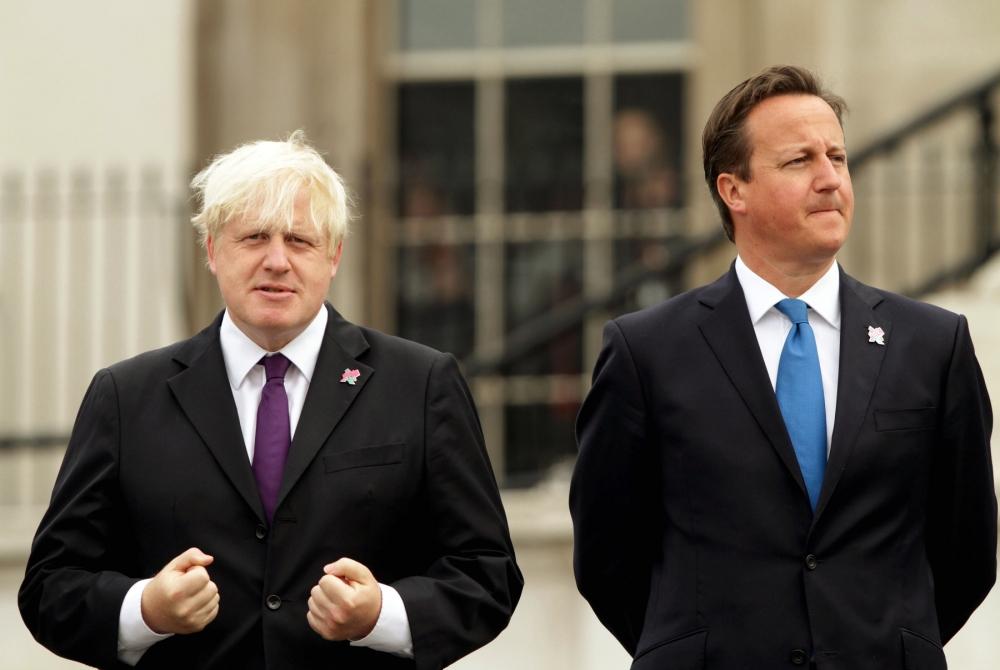 Boris Johnson backs Tory rebels on EU referendum call
