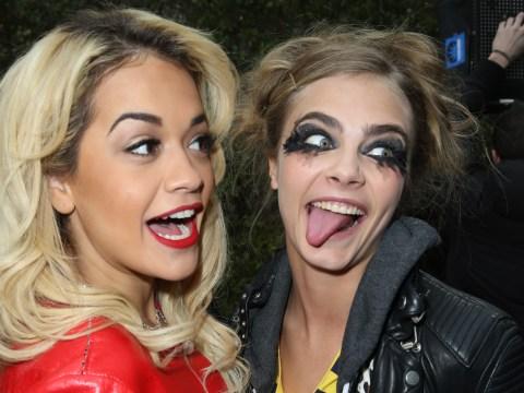 Rita Ora swears off men: I've got my 'wifey' Cara Delevingne