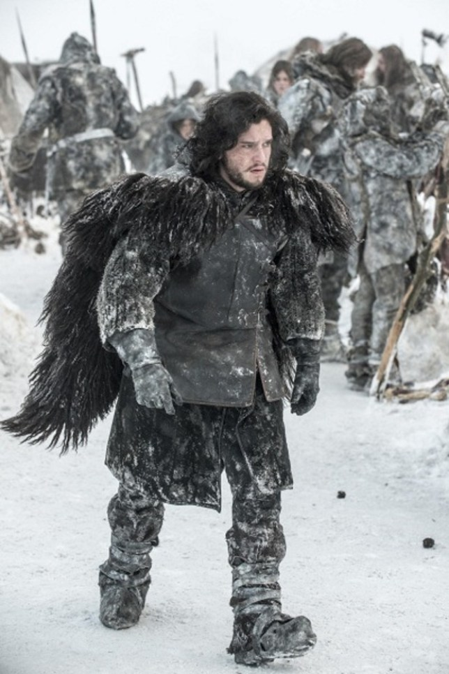Kit Harington warns of sex and death mayhem in new Game of ...