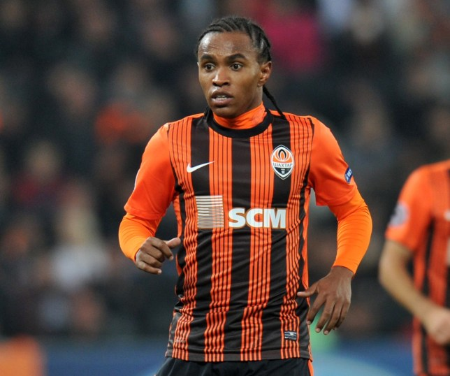 Willian Borges da Silva known as Willian, FC Shakhtar midfielder