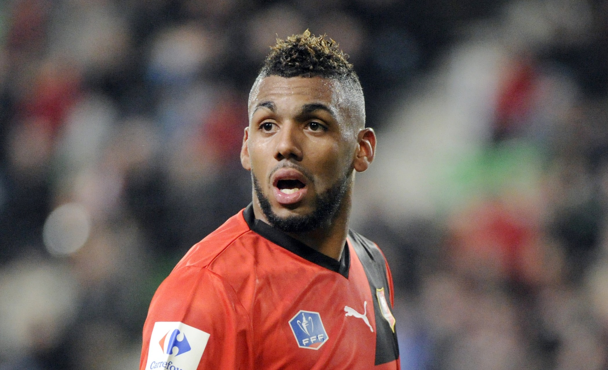 No Emirates move: Yann M'Vila is not heading to Arsenal (Picture: Getty)