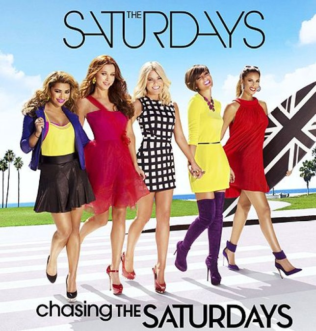 Chasing The Saturdays failed to set the critics on fire (Picture: E!)
