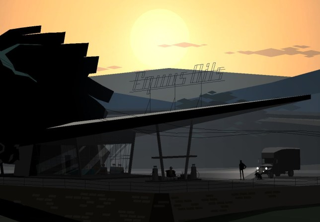Kentucky Route Zero: Act I (PC) – select your character