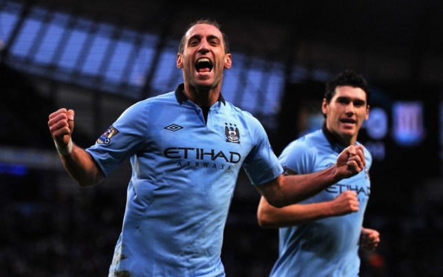 Manchester City eased to a 3-0 win over Stoke (Picture: Getty)