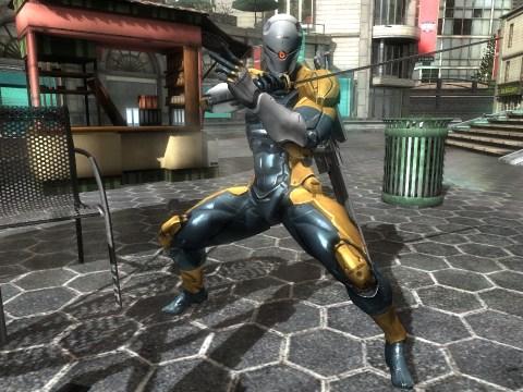 Europe gets free Gray Fox DLC for Metal Gear Rising