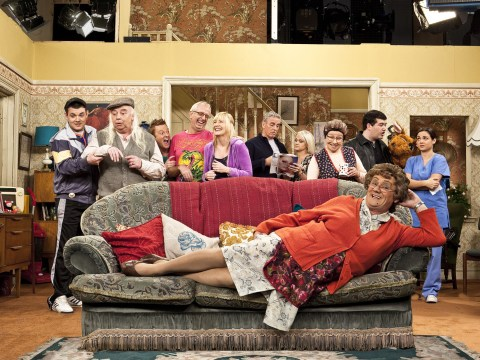 Mrs Brown's Boys to return with Christmas specials in 2013