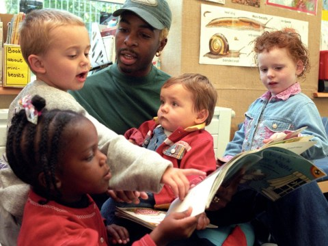 Nursery workers must have GCSEs in maths and English under new government plans