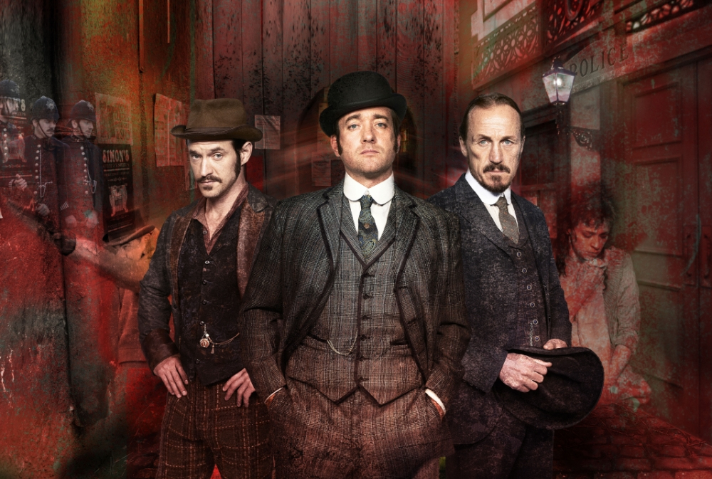 Remote Control: Death in Paradise, Ripper Street, First Time Farmers
