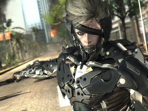 Get Revengeance early if you host a Metal Gear Rising party