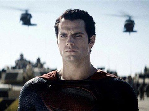 New Man Of Steel image offers another look at Henry Cavill's Superman