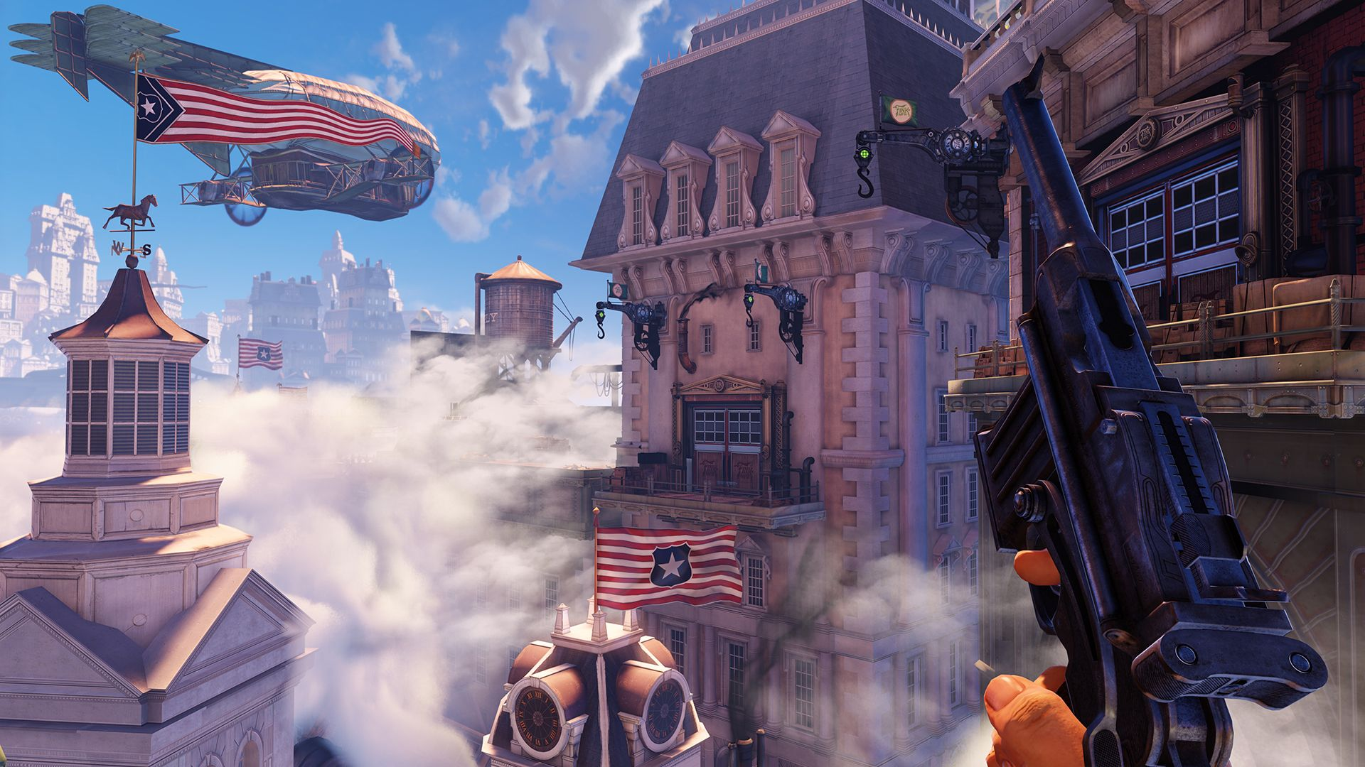 BioShock Infinite - the thinking man's shooter
