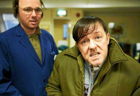 Ricky Gervais offering signed DVDs to fans who vote for Derek at National TV Awards