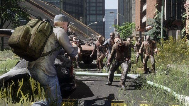 The War Z (PC) – these are official screenshots, the game never looked this good for us
