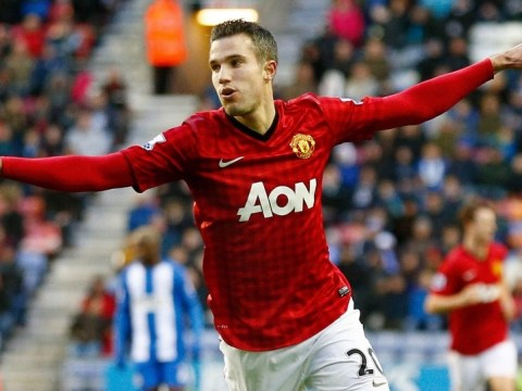 Sir Alex Ferguson certain Robin van Persie will make the difference in Manchester United's title bid