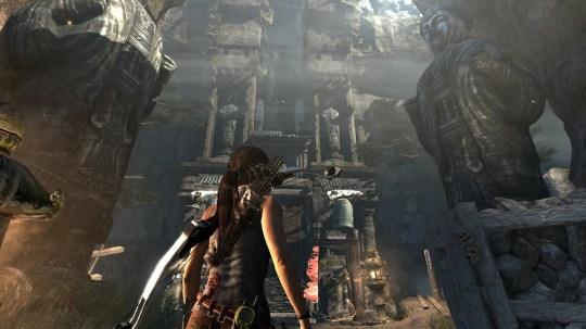 Tomb Raider - a new beginning