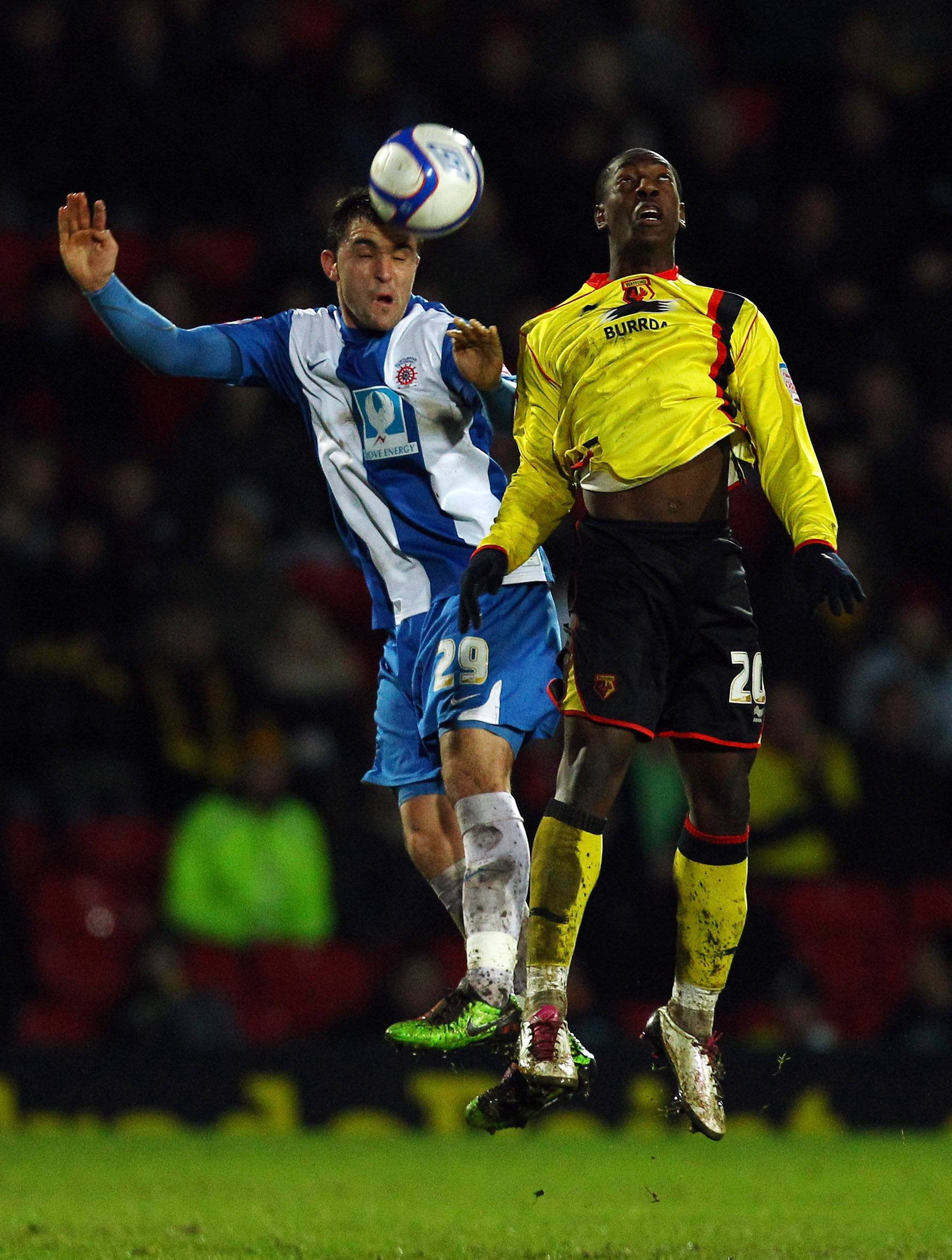Hartley and Poole combine to make Hartlepool's day
