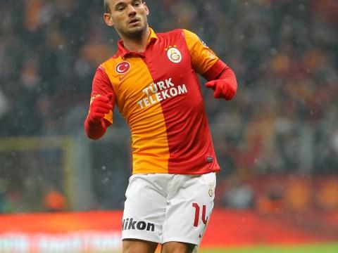 Wesley Sneijder reveals Inter Milan blocked £17million Manchester United move