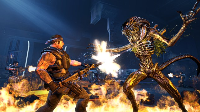 Aliens: Colonial Marines – a hit, but not with critics