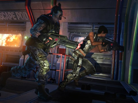 Aliens: Colonial Marines was made in nine months claim insiders