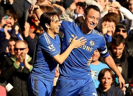 John Terry says talk of a rift with Rafael Benitez is rubbish, as Chelsea ease past Brentford