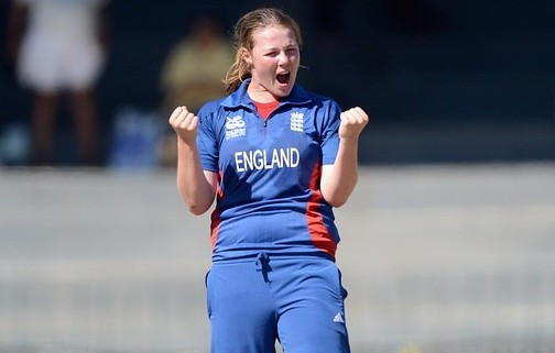 England Women's cruise into World Cup Super Six