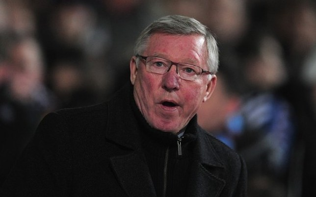 Sir Alex Ferguson is less than impressed with his side's fixture list (Picture: Getty)