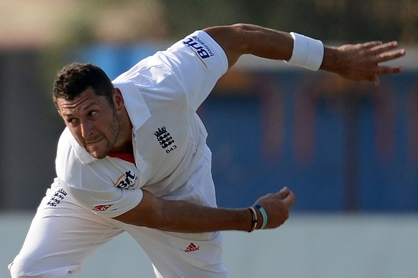 Tim Bresnan was ruled out of England's tour of New Zealand with an elbow injury (Picture: Getty)