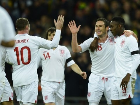 England up to surprise fourth place in Fifa's latest rankings